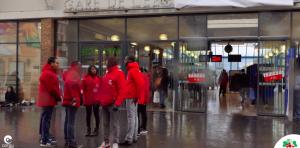 Médiation professionnelle Promévil - Gare de Cergy 95 - SNCF