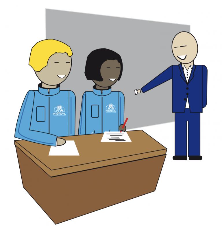 Formation des médiateurs professionnels Promévil