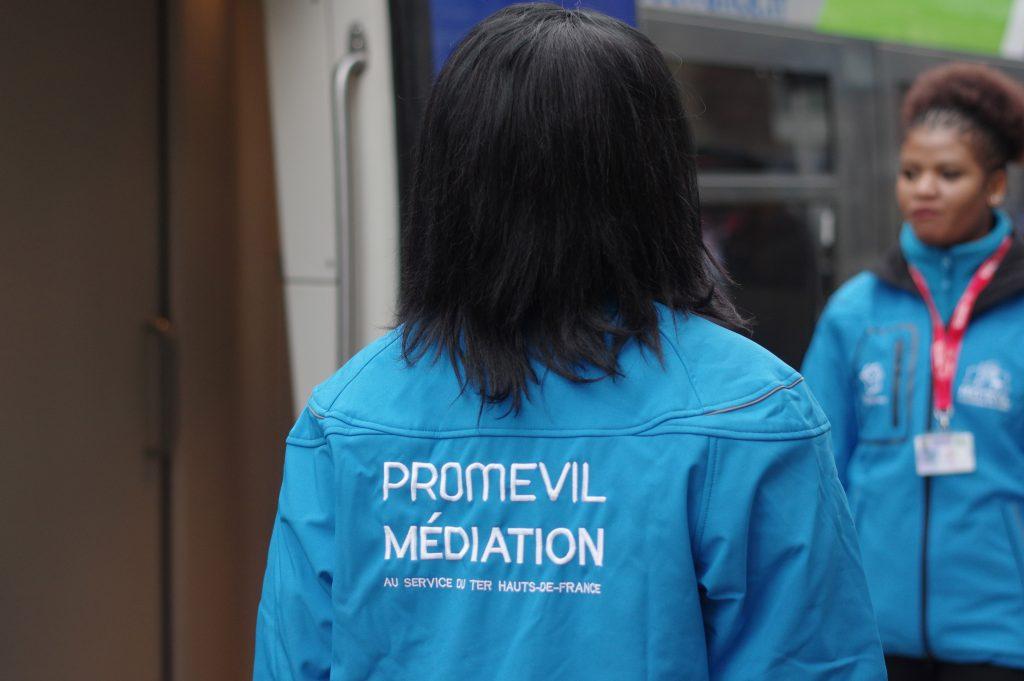 Médiation transports gares et trains - Promévil