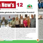 La News 12 est en ligne